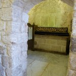 Entrance to King David's Tomb (Seetheholyland.net)