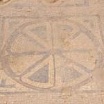 Floor mosaic discovered at Magdala (© Orientalizing)