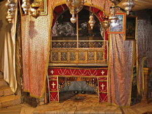 Grotto of the Nativity
