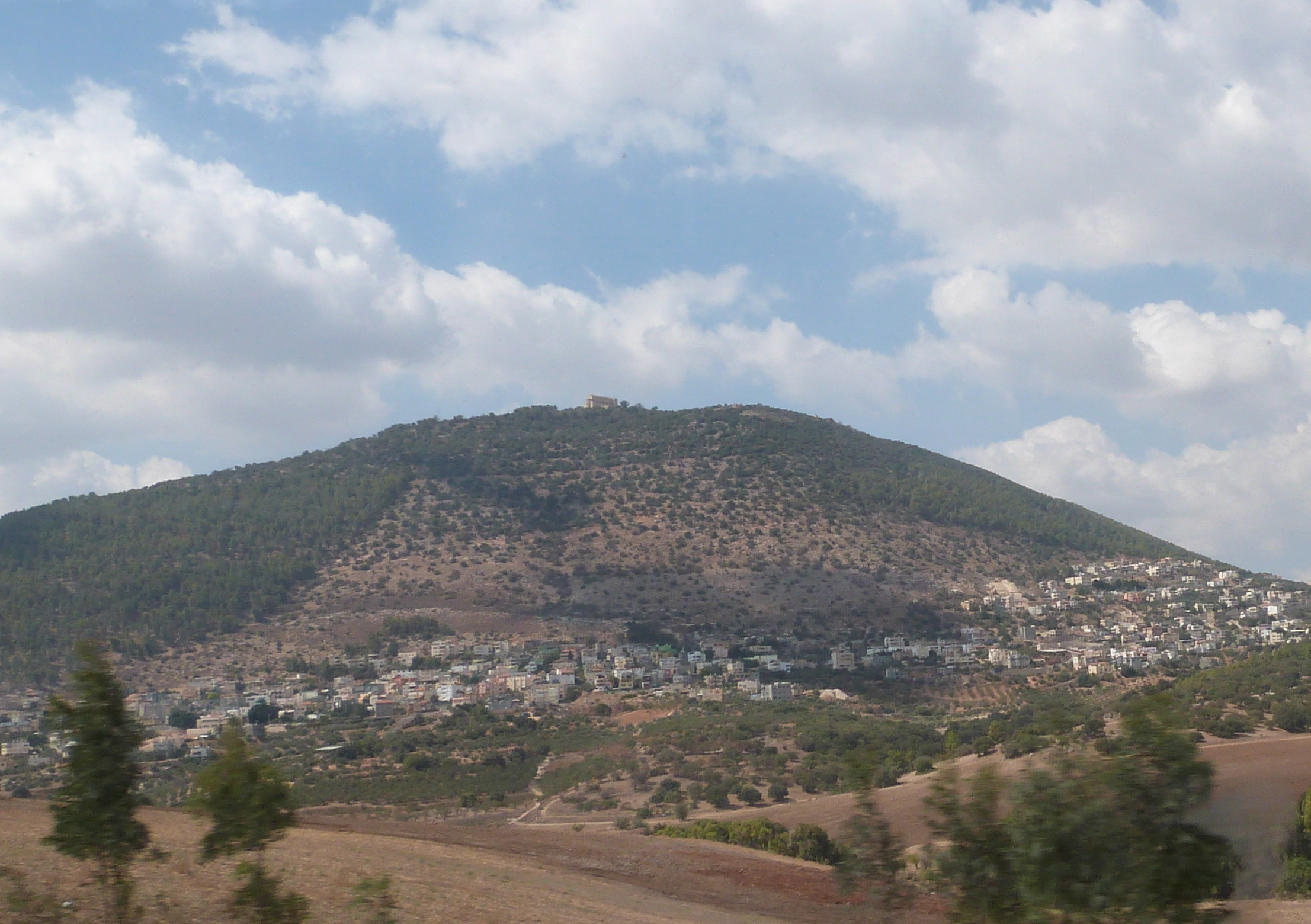 Holy Mount Tabor - Place of the Transfiguration 48