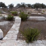 Foundations of Kathisma church (Seetheholyland.net)