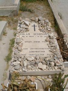 Schindler's grave