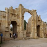 South Gate at Jerash (Berthold Werner / Wikimedia)