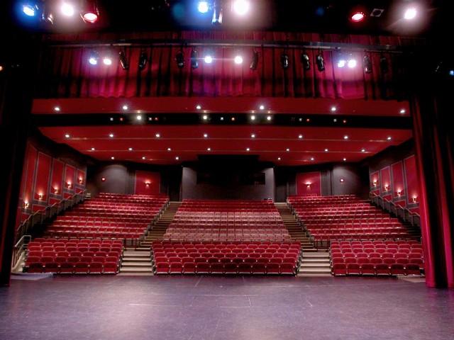 Michael J Fox Theatre Official Virtual Tour Seevirtual