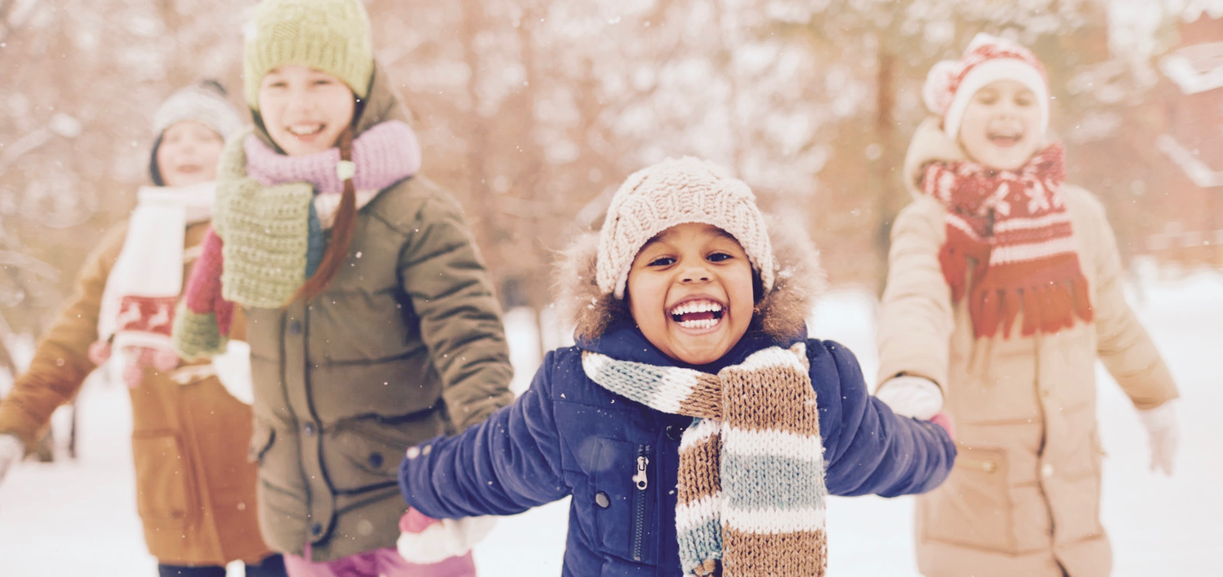 New Outdoor Learning Activities For Children This Winter