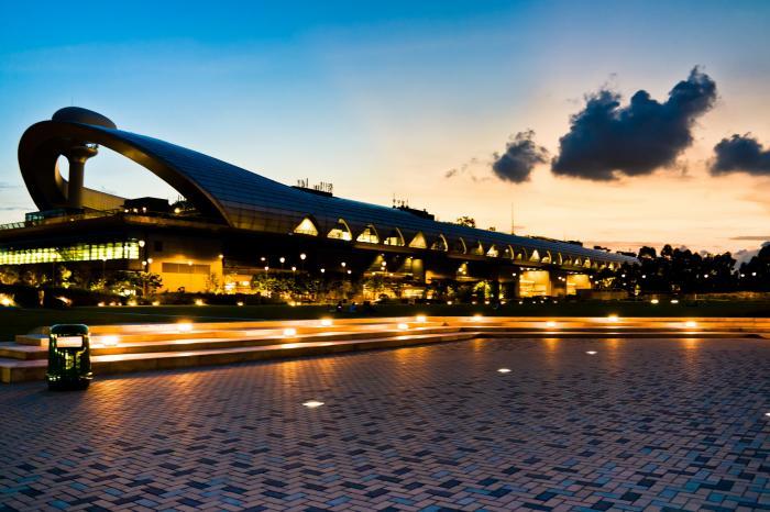 啟德郵輪碼頭 - 九龍灣特色景點 , 啓德郵輪碼頭公園 - SeeWide