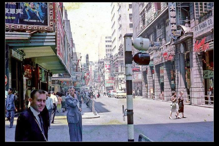 周街行。舊香港(二) - 特色街道 - SeeWide