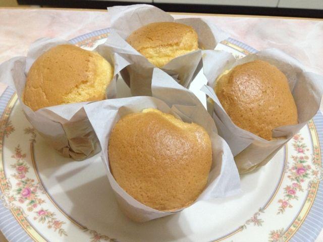 紙杯蛋糕(光波爐) - 蛋糕 - SeeWide