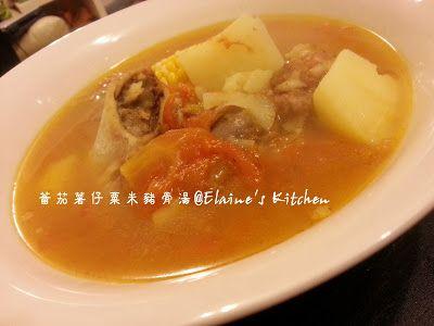 蕃茄薯仔粟米豬骨湯 - 湯水 - SeeWide