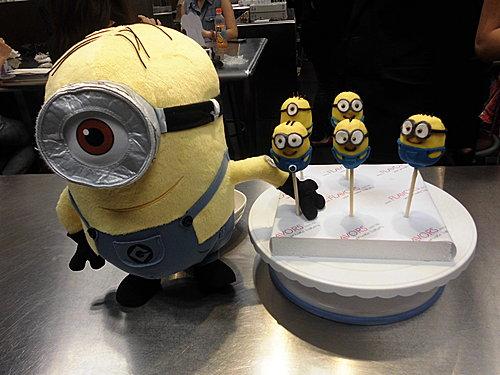 壞蛋獎門人(2 ),第1次做Cakepop - 甜品
