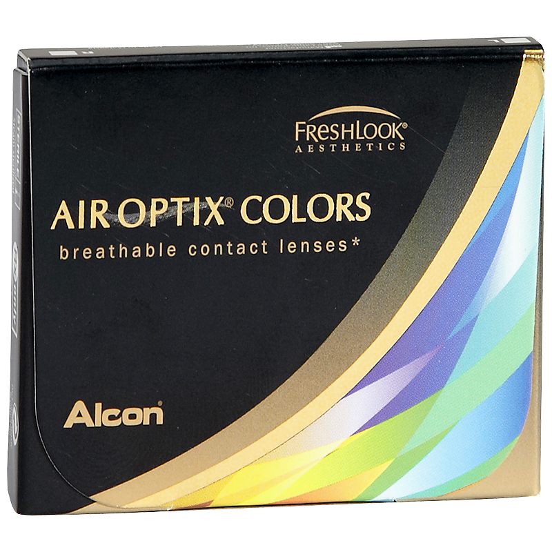 Air Optix Colors – Affordable Daily. Monthly Contact Lenses