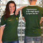 T-Shirt SEF ITALIA a maniche corte
