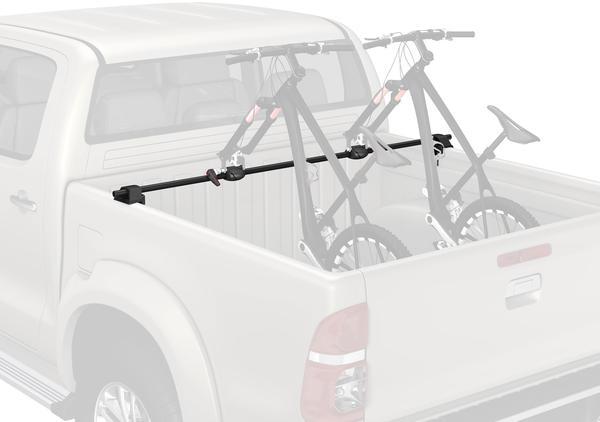 yakima bikerbar pickup bed rack bike