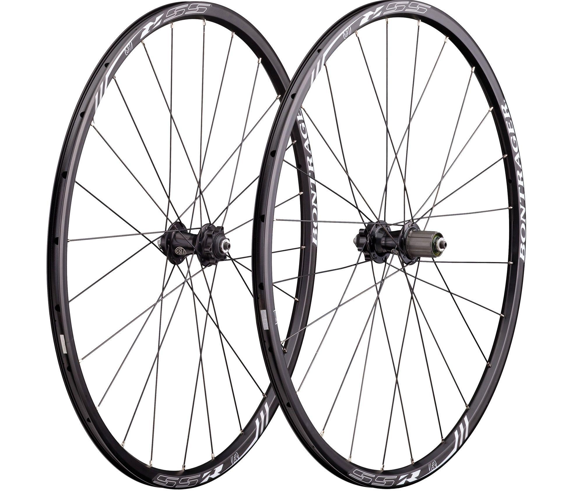 Bontrager Ssr Disc Road Front Wheel