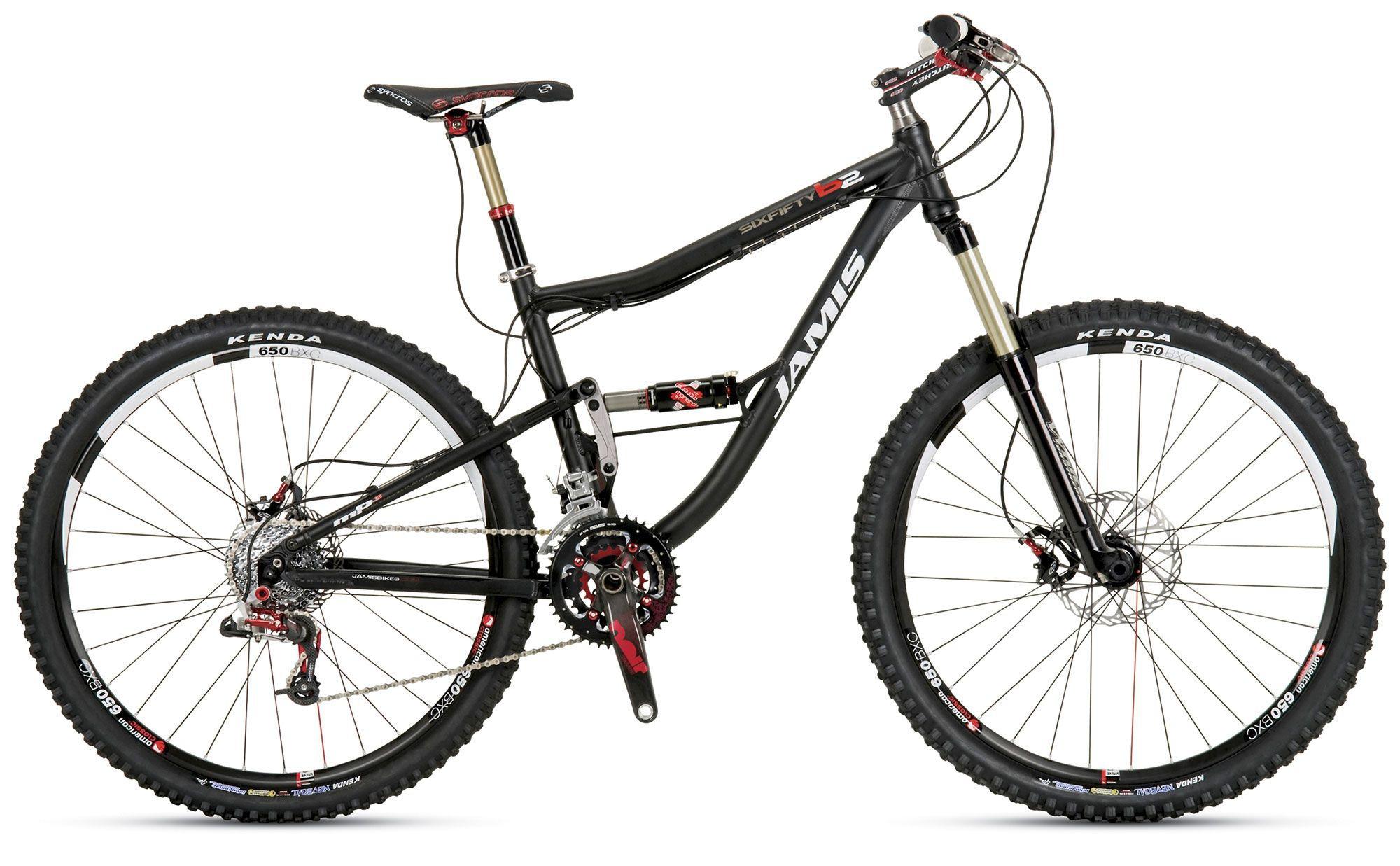 Jamis Dakar Sixfifty B2