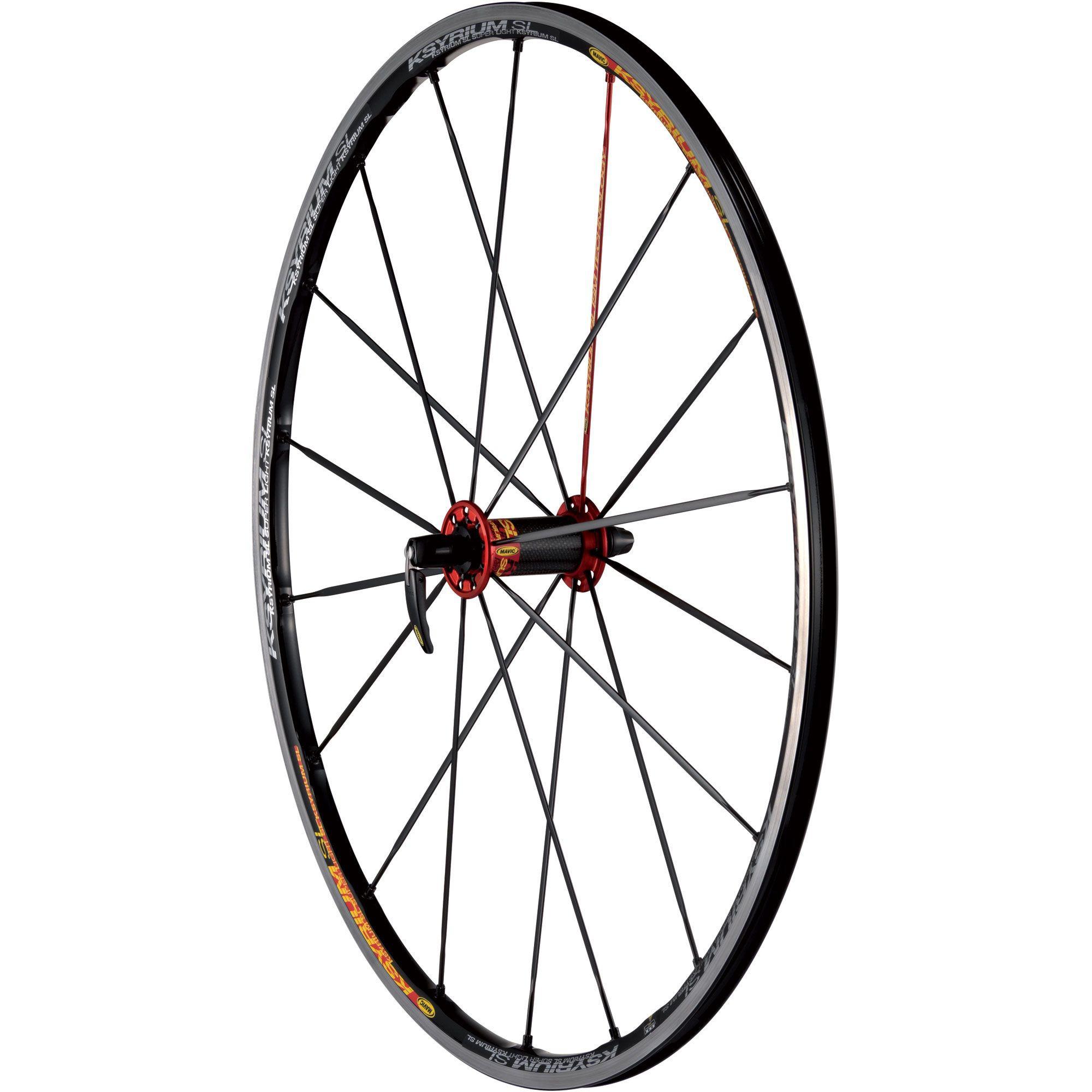 Mavic Ksyrium Sl Front Wheel Clincher