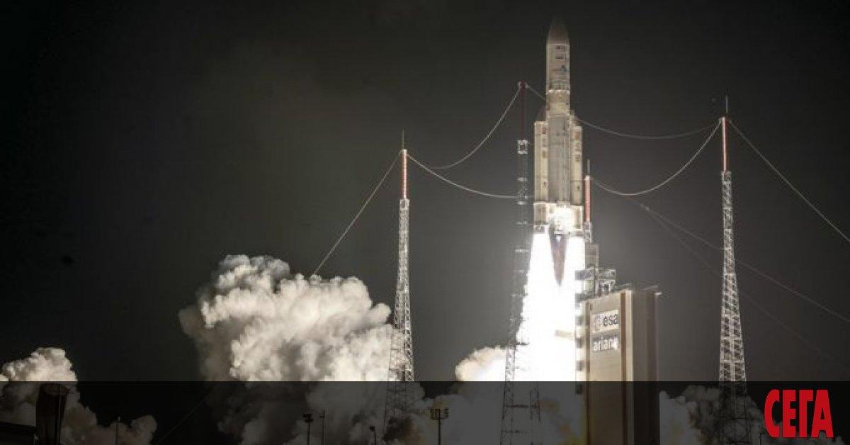 Пентагон: Китайска хиперзвукова ракета обиколи земното кълбо