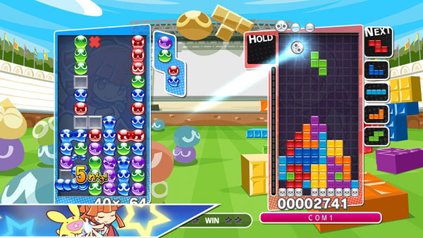 a week of high level puyo puyo competition segalization