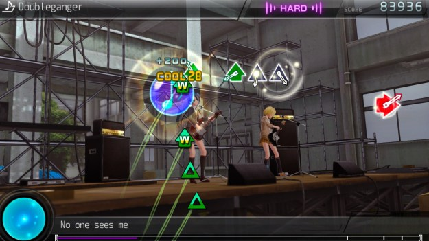 The sequel has upped the difficulty compared to Project Diva F.