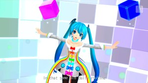 Project Diva F 2nd Review Graphics