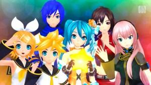 Project Diva F 2nd Review Vocaloids