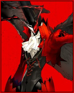 PlayStation Japan Updates Persona 5 Product Pages, New Hi-Res