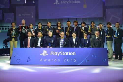 Playstation awards Asia Japan