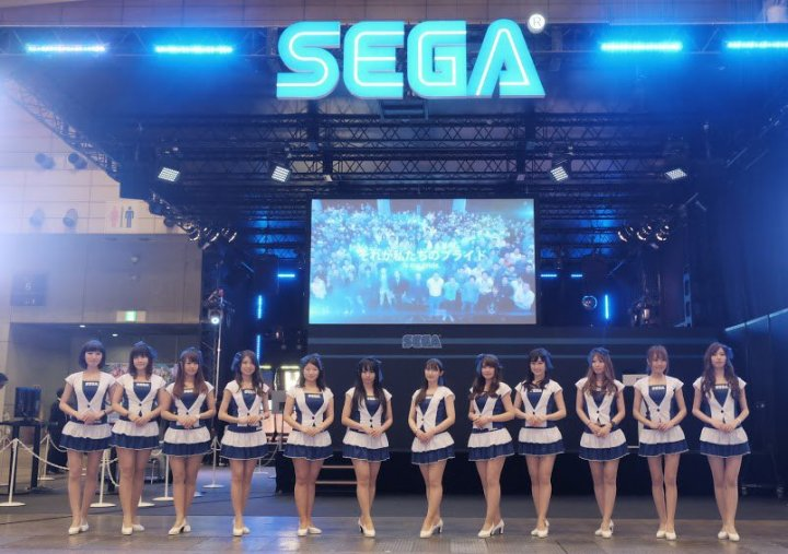 SEGA at Japan Entertainment Expo 2016