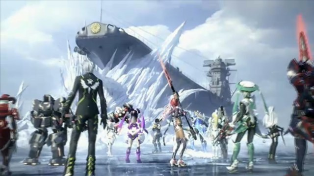 Phantasy Star Online 2 Trailer 2016