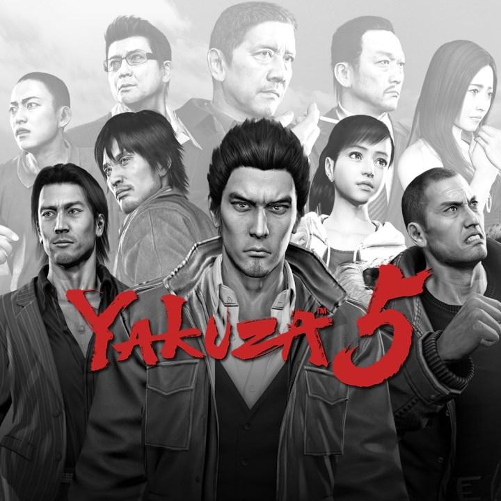 PlayStation Store - Yakuza 5
