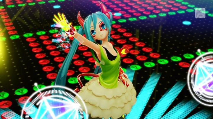 Hatsune Miku Project DIVA X - May 27 - 03