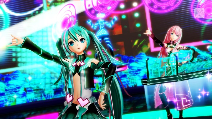 Hatsune Miku Project DIVA X - May 27 - 11