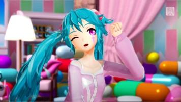 Hatsune Miku Project DIVA X - May 27 - 18