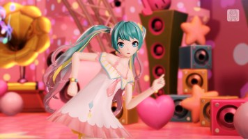 Hatsune Miku Project DIVA X - May 27 - 32