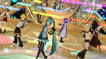 Hatsune Miku Project DIVA X - May 27 - 38