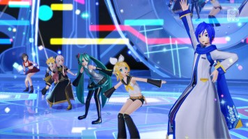 Hatsune Miku Project DIVA X - May 27 - 39
