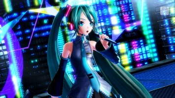 Project DIVA X HD - Sharing The World - PS4