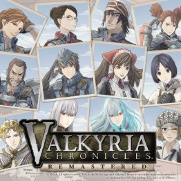 Valkyria Chronicles Remastered - Avatar Pack