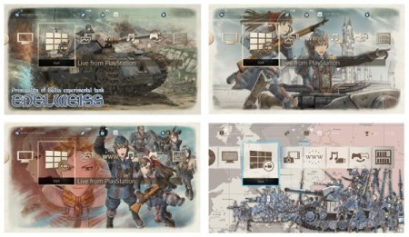 Valkyria Chronicles Remastered Themes Overview
