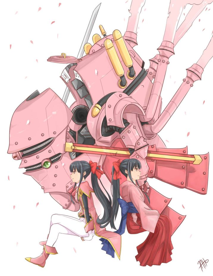 Sakura Wars, by 7AHO