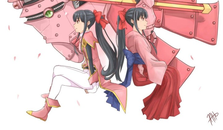 Sakura Wars, by 7AHO (featured)