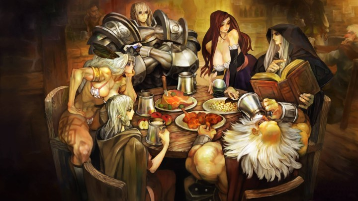 Dragon's Crown EU PlayStation Store