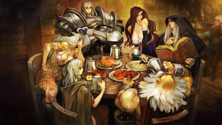 Dragon's Crown EU PlayStation Store