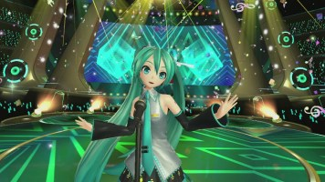 Hatsune Miku VR Future Live - 2