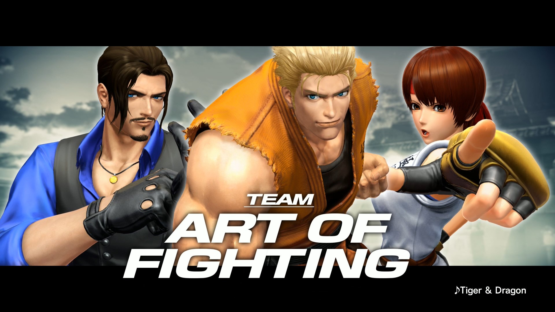 King Of Fighters Xiv Art Of Fighting Team Trailer Segalization