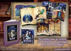Odin Sphere Leifthrasir - Paperback Artbook PS3