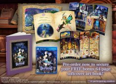 Odin Sphere Leifthrasir - Paperback Artbook PS4