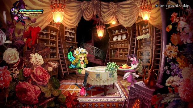 Odin Sphere Leifthrasir Review - Cooking