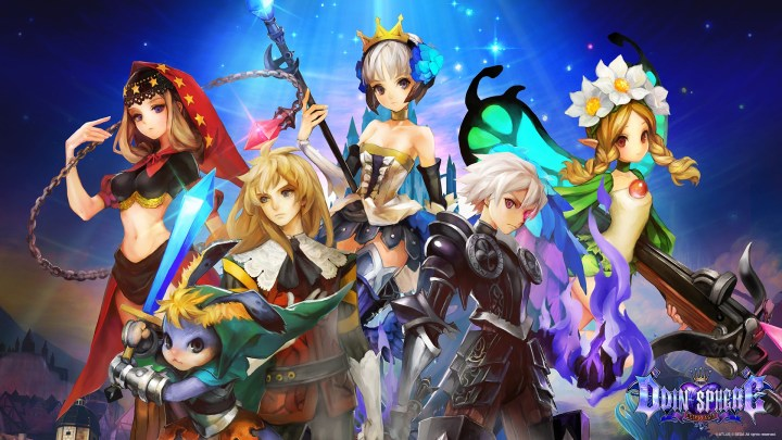 Odin Sphere Leifthrasir Review Featured Image