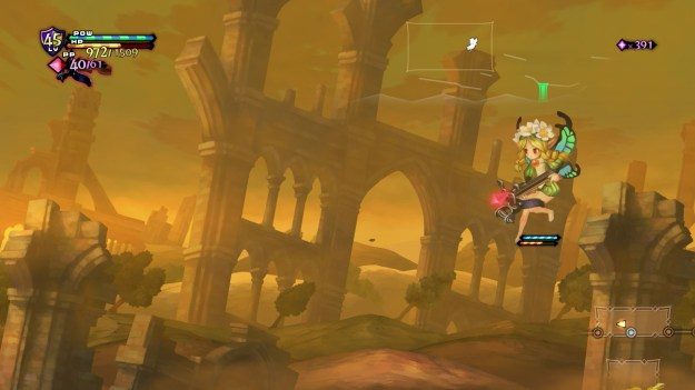 Odin Sphere Leifthrasir Review - Gameplay